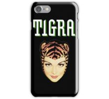 Tigra Belgian tobacco iPhone Case/Skin