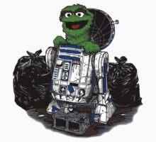Oscar Droid Kids Tee