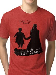 Take My Hand Tri-blend T-Shirt