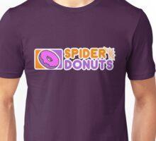 Spider Donuts Unisex T-Shirt