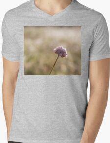 Field Scabious Mens V-Neck T-Shirt