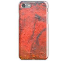 Red Desert Arches iPhone Case/Skin