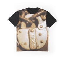 Vintage CNR Lock/Chain Graphic T-Shirt
