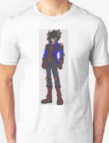 Yusei Fudo - Yu-Gi-Oh 5D's T-Shirt