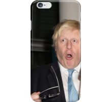 Boris Johnson MP & Mayor of London iPhone Case/Skin