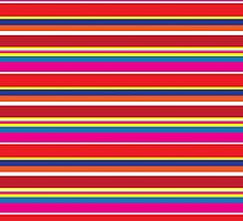 Bright Stripes - Pattern by Vox Music