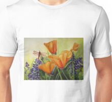 The Dragonfly Unisex T-Shirt
