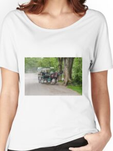 Kerry Scene  Women's Relaxed Fit T-Shirt