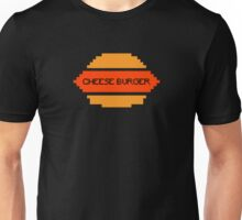 Cloudy with a chance of meatballs - CHEESE BURGER Unisex T-Shirt
