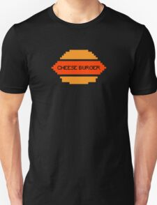 Cloudy with a chance of meatballs - CHEESE BURGER T-Shirt