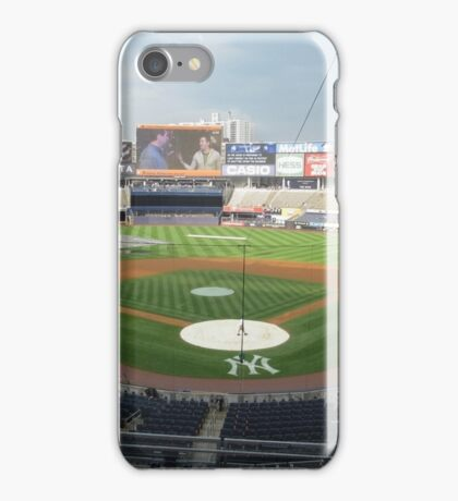 Yankee Balling iPhone Case/Skin