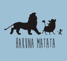 Hakuna Matata Kids Tee