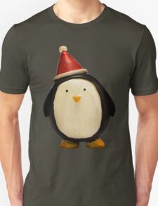 Penguin Claus Unisex T-Shirt
