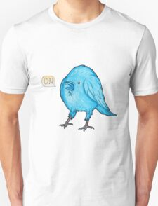 Riley the Raven Unisex T-Shirt