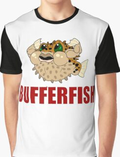 BUFFERFISH Graphic T-Shirt