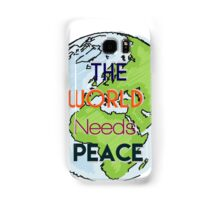 world Samsung Galaxy Case/Skin