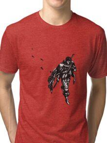 Guts from Berserk Tri-blend T-Shirt