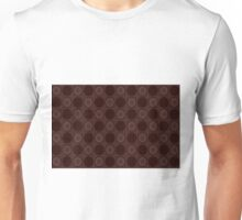 Beautiful Cushions/Extreme polka dot/ Coffee Unisex T-Shirt
