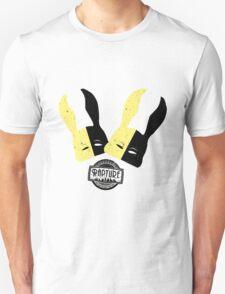 Bioshock Masquerade Ball (Yellow and black) T-Shirt