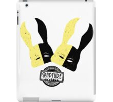 Bioshock Masquerade Ball (Yellow and black) iPad Case/Skin