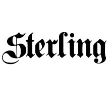 Sterling Photographic Print