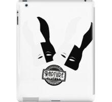 Bioshock Masquerade Ball (White and black) iPad Case/Skin