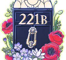 221B Baker Street by enerjax