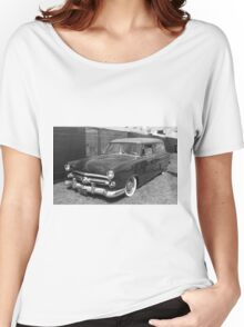 Retro Studebaker - they don't make 'em like this anymore! Women's Relaxed Fit T-Shirt