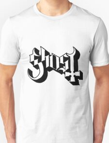 Ghost B.C. Band Logo Unisex T-Shirt