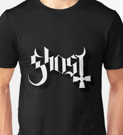 Ghost B.C. Band Logo Unisex T-Shirt