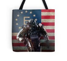 Enclave Power Armor Tote Bag