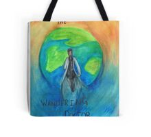 DW: I am the Wandering Doctor Tote Bag