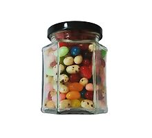 Jellybeans in a Jar by ilan-s