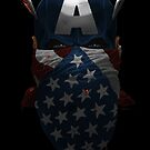 Cpt America's Been Torn Apart... by Bate-Man26
