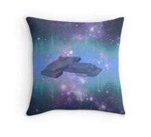 10,000 light years from home Throw Pillow