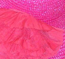 Pink Crown Sticker