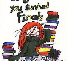 Surviving Finals by Elora0321