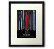 The Revenant Framed Print