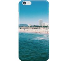 Santa Monica Beach iPhone Case/Skin