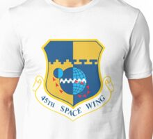 45th Space Wing Logo Unisex T-Shirt