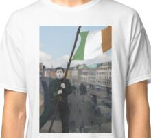 Gearoid O'Sullivan and the Raising of the Tricolour Classic T-Shirt