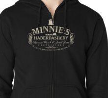 The Hateful Eight - Minnie's Haberdashery Zipped Hoodie