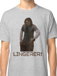 Pineapple express Saul Lingerer! Classic T-Shirt