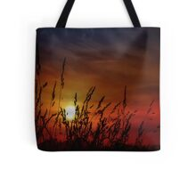 Nocturnal Sunset Tote Bag