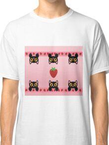 Strawberry Kittens Classic T-Shirt