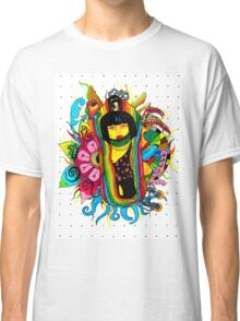 psychedelic festival  Classic T-Shirt