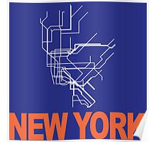 New York City Collection Poster
