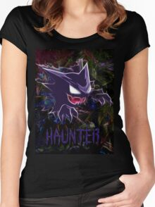 Haunter Women's Fitted Scoop T-Shirt