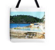 Ocean pool at Manly, Sydney. Tote Bag