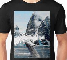 Northern Humpback Unisex T-Shirt